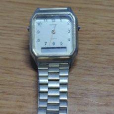 Relógios Casio: ANTIGUO RELOJ CASIO QUARTZ DIGITAL 308 AQ-222 JAPAN. Lote 199395923