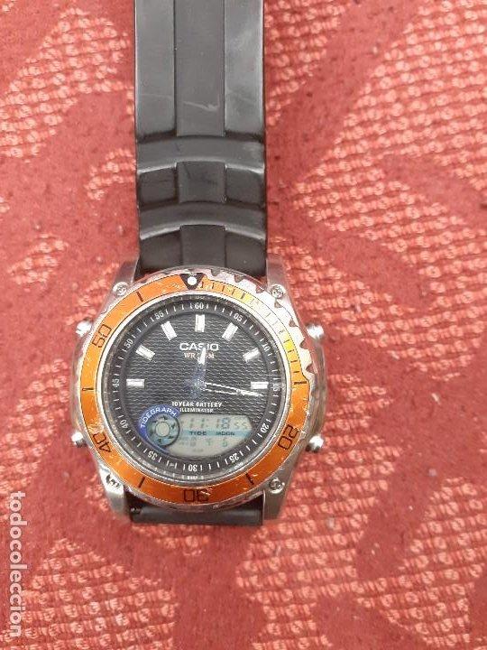 RELOJ CASIO WR 200M (Relojes - Relojes Actuales - Casio)