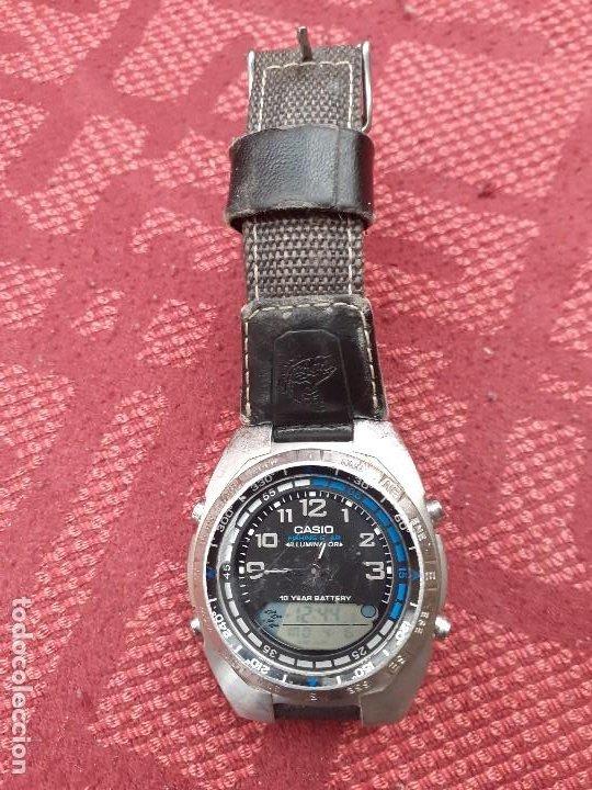 RELOJ CASIO ILLUMINATOR (Relojes - Relojes Actuales - Casio)
