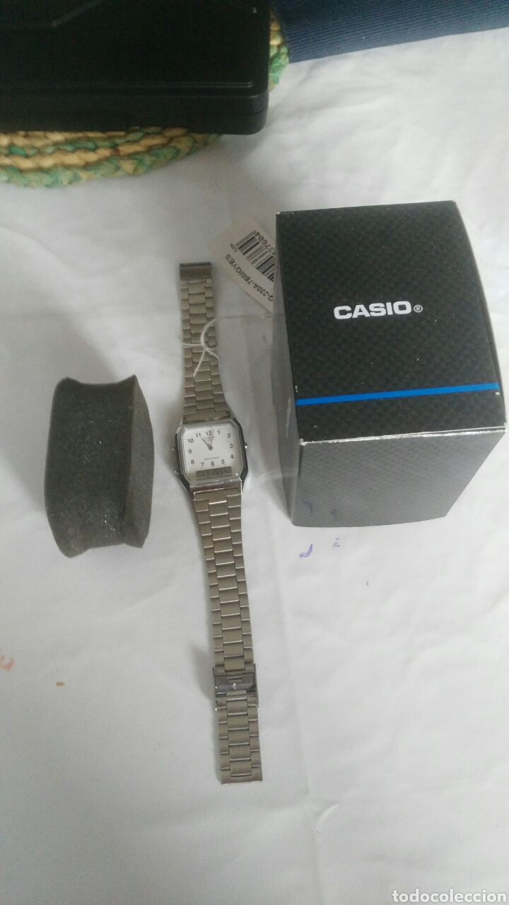 Relojes - Casio: Reloj casio ana-digi - Foto 4 - 199910787