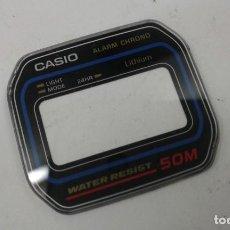 Relojes - Casio: CRISTAL CASIO W-59 NUEVO. Lote 201923713