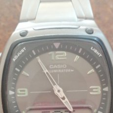 Relojes - Casio: RELOJ DE PULSERA MARCA CASIO ILLUMINATOR. Lote 202789218