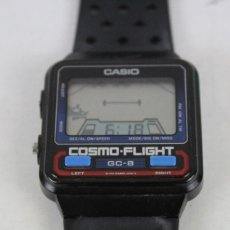 Relojes - Casio: RELOJ CASIO DIGITAL GAME WATCH GC8 MODULO 251,MADE IN JAPAN.. Lote 205076883