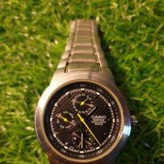 Relojes - Casio: RELOJ CRONOGRAFICO CASIO. Lote 205610421