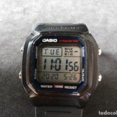 Relojes - Casio: RELOJ CASIO QUARTZ CABALLERO FUNCIONA. Lote 205779572