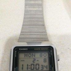 Relojes - Casio: CASIO DB 500, DATA BANK. VINTAGE AÑOS 80. Lote 210824550
