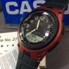 Relojes - Casio: RELOJ CASIO AW 80 ¡¡ TELE MEMO 30 TFO !! VINTAGE (VER FOTOS). Lote 211619571