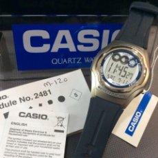 Relojes - Casio: RELOJ CASIO W E11 ¡¡ EXTRA PLANO !! VINTAGE ¡NUEVO! (VER FOTOS). Lote 211619926