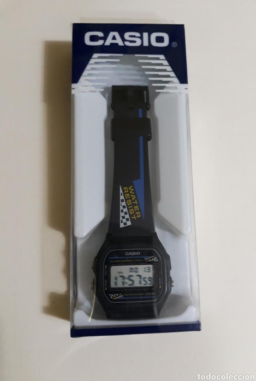 Relojes - Casio: CASIO W-66. MODULO 590. NOS - Foto 4 - 211657298
