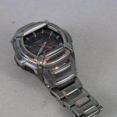 Relojes - Casio: RELOJ CASIO G-SHOCK DE CORREA METALICA.. Lote 211839202