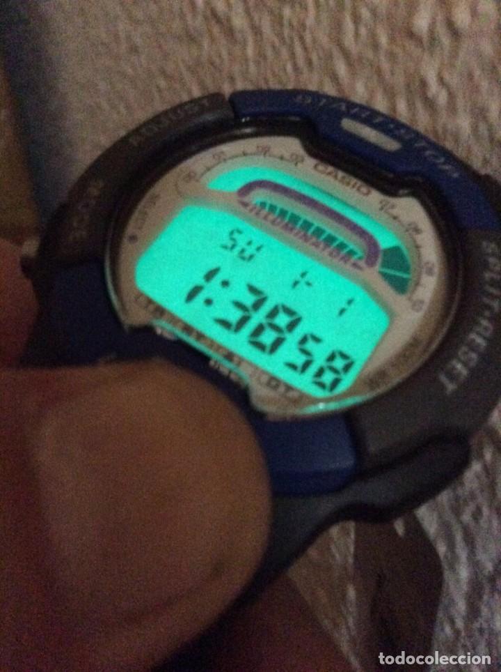 Relojes - Casio: RELOJ CASIO W 729 AZUL - CORREA MULTICOLOR - ¡¡NUEVO!! (VER FOTOS) - Foto 7 - 212028406