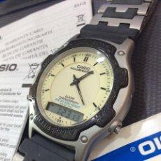 Relojes - Casio: RELOJ CASIO AW 45 ¡¡¡ VINTAGE DE LOS 90 !! ¡¡NUEVO!! (VER FOTOS). Lote 195578760