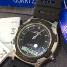 Relojes - Casio: RELOJ CASIO AW 44 ¡¡ ILUMINATOR !! VINTAGE ¡¡NUEVO!! (VER FOTOS). Lote 212128155