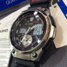 Relojes - Casio: RELOJ CASIO AQ 190W ¡¡ MULTI FUNCIONES !! VINTAGE (VER FOTOS). Lote 212128697