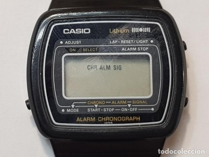RELOJ CABALLERO CASIO F-81 DIFÍCIL (Relojes - Relojes Actuales - Casio)
