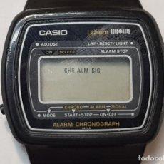 Relojes - Casio: RELOJ CABALLERO CASIO F-81 DIFÍCIL. Lote 212862781