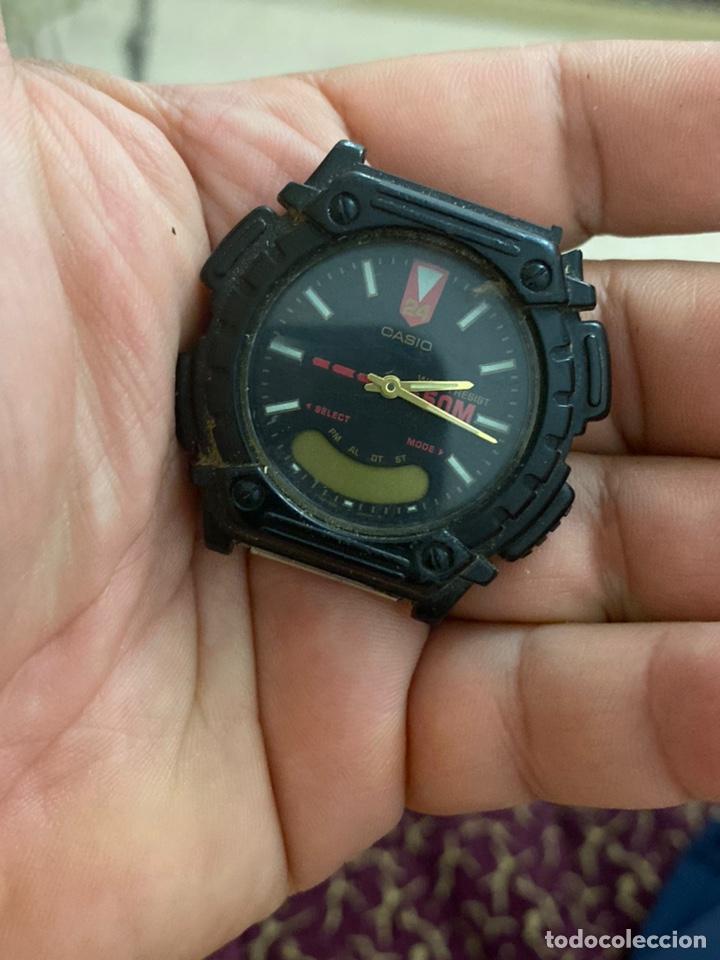 Relojes - Casio: Reloj Casio raro para coleccionar - Foto 2 - 213810230