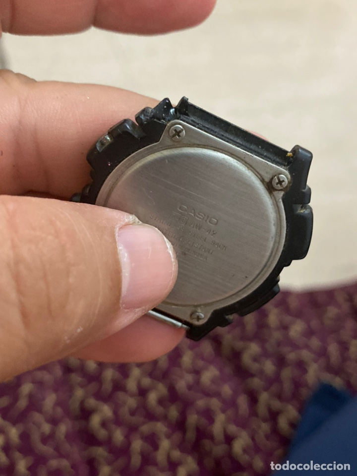 Relojes - Casio: Reloj Casio raro para coleccionar - Foto 3 - 213810230