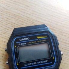Relojes - Casio: RELOJ CASIO QUARTZ - 593 F-98 W. (805). Lote 213858600