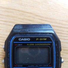 Relojes - Casio: RELOJ CASIO QUARTZ - 593 F-91W (805). Lote 213858898