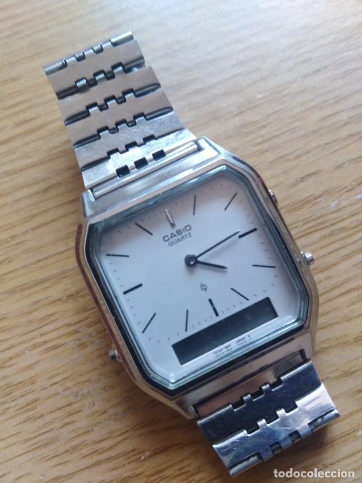 RELOJ CASIO QUARTZ - 308 AQ-222 (805) (Relojes - Relojes Actuales - Casio)
