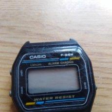 Relojes - Casio: RELOJ CASIO QUARTZ-593 F-88W-(805). Lote 213862992