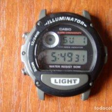 Relojes - Casio: RELOJ DIGITAL CASIO W-87H W87H FUNCIONANDO PERFECTO. Lote 214036933