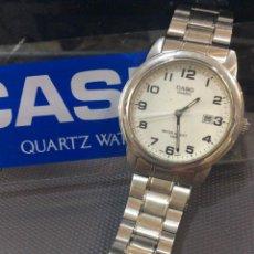 Relojes - Casio: RELOJ CASIO MTP 1221 B ¡¡ CLASICO !! VINTAGE (VER FOTOS). Lote 214300957