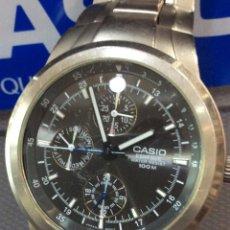 Montres - Casio: RELOJ CASIO EF 305 ¡¡ EDIFICE TITANIUM !! - (VER FOTOS). Lote 214506956
