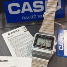 Relojes - Casio: RELOJ CASIO DB 520 ¡¡ DATA BANK 50 !! VINTAGE ¡¡NUEVO!! (VER FOTOS). Lote 229122243