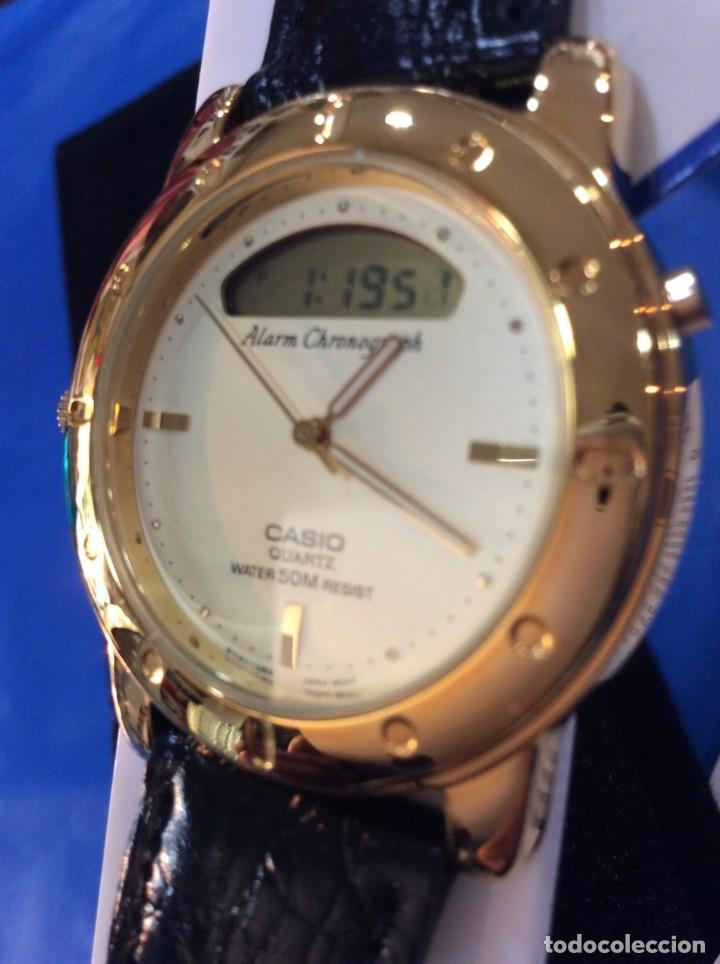 RELOJ CASIO AQ 311 ¡¡ UNA JOYA DEL AÑO 92 !! VINTAGE (VER FOTOS) (Relojes - Relojes Actuales - Casio)