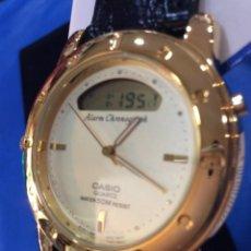 Relojes - Casio: RELOJ CASIO AQ 311 ¡¡ UNA JOYA DEL AÑO 92 !! VINTAGE (VER FOTOS). Lote 218312552