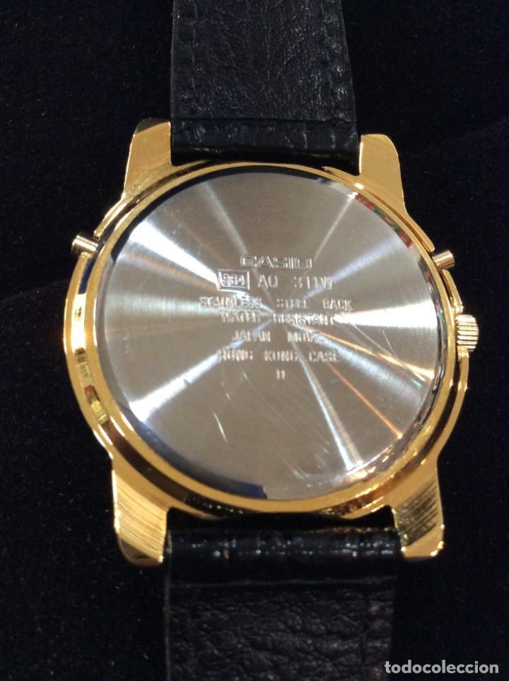 Relojes - Casio: RELOJ CASIO AQ 311 ¡¡ UNA JOYA DEL AÑO 92 !! VINTAGE (VER FOTOS) - Foto 6 - 260265225