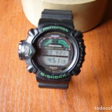 Relojes - Casio: RELOJ CASIO G-SHOCK DW-6500 DW6500 FUNCIONANDO CORREA ORIGINAL. Lote 218402031