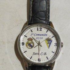 Relojes - Casio: RELOJ CASIO PERSONALIZADO 43MM CON CORONA. Lote 220119746