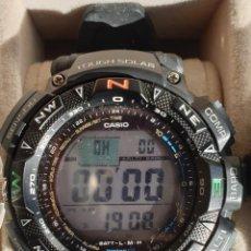 Relojes - Casio: CASIO PROTREK PRG 240. Lote 220370361