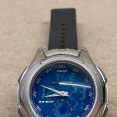 Relojes - Casio: RELOJ CASIO AQ160 5 ALARM. Lote 221134715