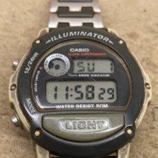 Relojes - Casio: RELOJ CASIO W87H ILUMINATOR. Lote 221143080