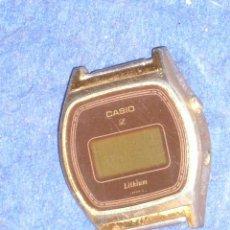 Relojes - Casio: RELOJ CASIO LITHIUM,AÑOS 70.. Lote 221143323