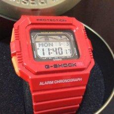 Relojes - Casio: RELOJ CASIO G SHOCK GLX 5500 A ¡¡ ROJO !! ¡¡NUEVO!! (VER FOTOS). Lote 222273307