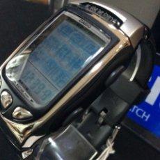 Relojes - Casio: RELOJ CASIO EDB 701 ¡¡DATA - BANK 100 !! VINTAGE ¡¡NUEVO!! (VER FOTOS). Lote 222279937