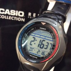 Relojes - Casio: RELOJ CASIO SPS 300 B ¡¡ SEA PATHFINDER !! VINTAGE (VER FOTOS). Lote 223804206