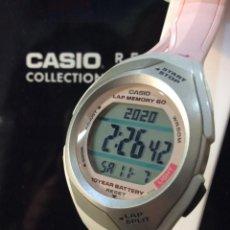 Relojes - Casio: RELOJ CASIO STR 300 ¡¡ LAP MEMORY 60 !! VINTAGE (VER FOTOS). Lote 223804885
