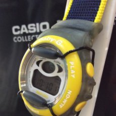 Relojes - Casio: RELOJ CASIO BABY G ¡¡ BGM 100 A !! VINTAGE ¡¡NUEVO!! (VER FOTOS). Lote 224117770