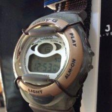 Relojes - Casio: RELOJ CASIO BABY G ¡¡ BGM 100 F !! VINTAGE ¡¡NUEVO!! (VER FOTOS). Lote 224119315