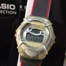Relojes - Casio: RELOJ CASIO BABY G ¡¡ BG 393 A !! VINTAGE ¡¡NUEVO!! (VER FOTOS). Lote 224122761