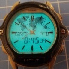 Relojes - Casio: RELOJ CASIO ABX-23, MÓDULO 2358. Lote 224763071