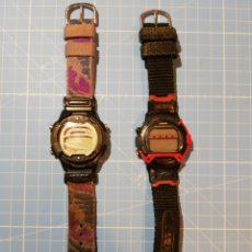 Relojes - Casio: LOTE DE 2 RELOJES CASIO W-729H Y W92H. Lote 224771412