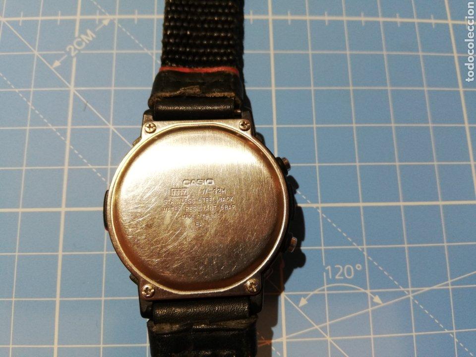 Relojes - Casio: Lote de 2 relojes Casio W-729H y W92H - Foto 6 - 224771412