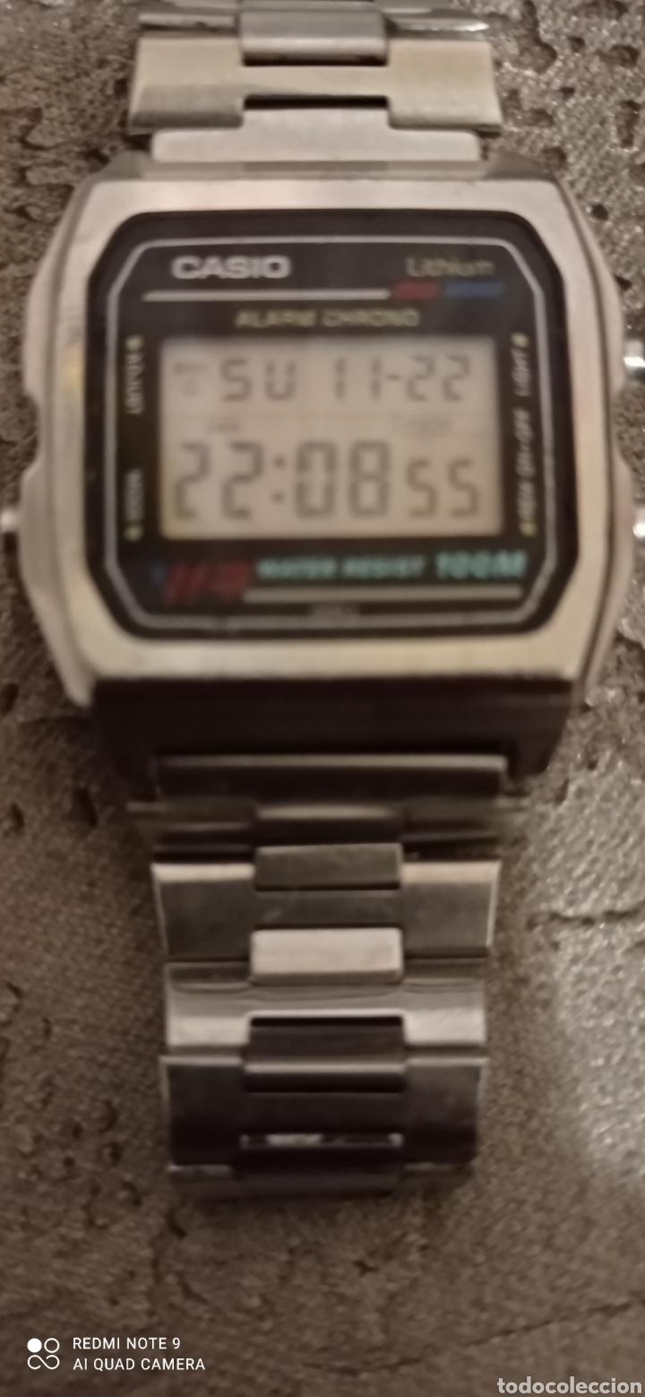 Relojes - Casio: RELOJ CASIO ALARMA CHRONO WATER RESIST 100M 549-W780 - Foto 3 - 226139420